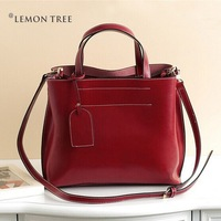 NEW 2014 women messenger bags women leather handbags genuine leather bags crossbody shoulder bag fashion bolsas femininas ladies