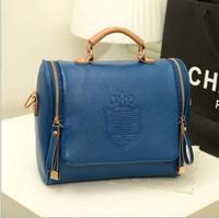 Korean style new handbags retro messenger bags small bag Fashionable Ladies Handbag+free shipping !!