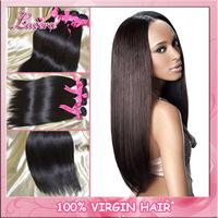 Xiuer hair products peruvian virgin hair straight 3pcs 4pcs human hair extension Peruvian Straight hair weave