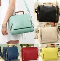 0060 Hot Sale!Women's Handbag Vintage Bag Shoulder Bags Messenger Bag Female Small Totes
