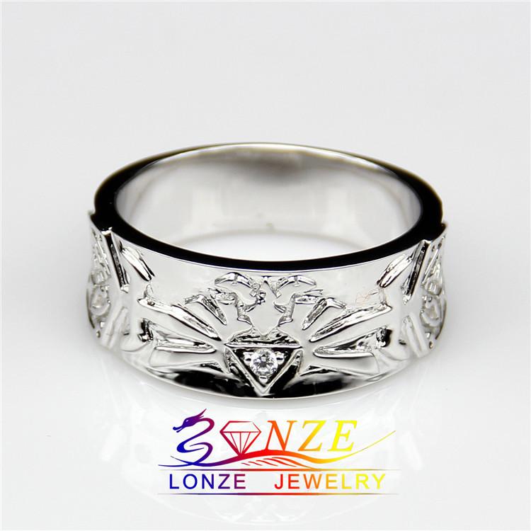 get cheap mens custom rings aliexpress