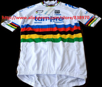 3 Style New Arrival! 2013 Lampre Uci World Cycling Jersey bicicleta Short Sleeve only/ ropa ciclismo men / cycling clothing