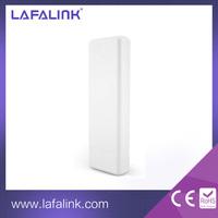 150Mbps High Power Outdoor Wireless AP/CPE Bridge with Panel Antenna 14dBi High Gain Wifi Receiver 5KM LF-R500