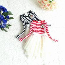 wholesale sequin stripe dress