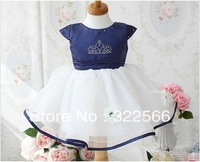 Children Dress(1-4t) New Spring Summer 2013 Baby/Infant Girls Brand Polo Dress children/kids Princess tennis One-piece Dresses