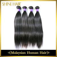 4Pcs Malaysian Virgin Hair Straight Mocha Hair,No Tangle Human Hair Weaves,Natural Colors FreeShipping,6a malaysian virgin hair