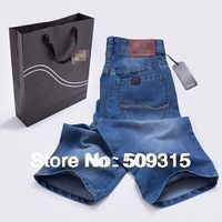 Hot 2014 New Summer Fashion Men's Short Jeans Trousers men's denim shorts,men's short pants,men's jeans Size:28-40 free shipping