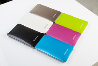 Free shipping,5pcs/lot 10400mAh universal portable power bank For iPhone, Samsung, Motorola, Nokia,  HTC,LG