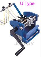 U Type Resistor Axial Lead Bend Cut & Form Machine One Year Warranty