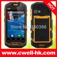 Big Discount Runbo X5 King IP67 Walkie Talkie Smartphone 4.5''Gorilla Glass Screen Anti-shock,Anti-dust(RunboX5 improved version