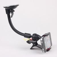 Universal Car Holder Desktop lazy bracket Kit Holder mobile Stand car sucker For GPS Mobile phone smartphone Free Shipping