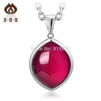 Free shipping 925 pure silver pendant jade pendant fashion 11 women's  necklaces & pendants