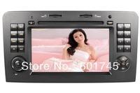 "7"" Touch Screen Car DVD Multimedia GPS Navigaton System for Benz  W164/X164 AL-7035"