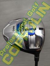1PC SLDR 460 Golf Driver FADE DRAW 9.5/10.5loft Speeder 57 Graphite Shaft With Head Cover(China (Mainland))