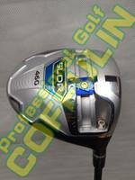 1PC SLDR 460 Golf Driver FADE DRAW 9.5/10.5loft Speeder 57 Graphite Shaft With Head Cover