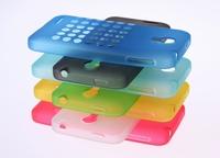 Original TPU Silicon case for Jiayu G2F MTK6582 phone Transparent battery cover