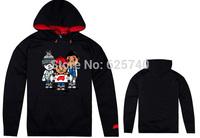 Trukfit Hoodies hip hop sweatshirt free shipping 2014 new brand name hip-hop pullover men's sweatshirts hoodie hiphop streetwear