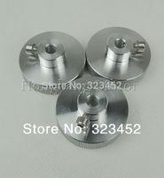 3pcs/lot Free shipping nema23 stepper motor handwheel accessories spot aperture 6.35/8MM