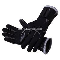 3mm Neoprene gloves for diving swimming prevent scratches snorkeling gloves for men and women 003