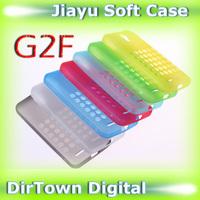 China New Year Sale Original Jiayu G2F Soft Case TPU Silicon Material