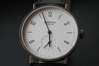 30M Waterproof Sapphire Face Rodina Wristwatch for Men with Seagull fully-automatic Mechanical  816.388 in Nomos Style=Bd3