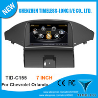S100 1G CPU Car DVD For Chevrolet Orlando With Stereo GPS A8 Chipset Dual Core 3 Zone POP 3G Wifi BT 20 Dics Playing Free Map