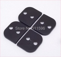 Suzuki Swift  SX4 Alto Jimny (2 doors)  Door Lock Buckle Car Door Lock Protective Cover 4pcs/lot