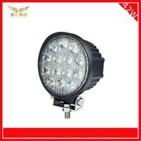 42W Epsitar LED Work Light 12v 24v working light offroad driving 4x4 4WD LED Lamp
