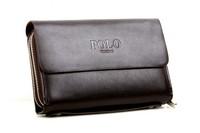 Free shipping business men hand bag, 2013 new style fashion male handbag, genuine leather handbag # MZ-24