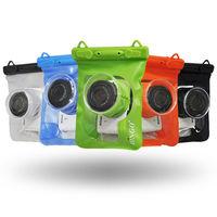 micro DSLR micro Camera waterproof  bag for sandbeach swimming Underwater Photography
