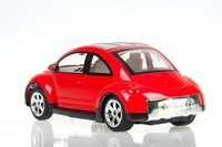 Volkswagen beetle remote control car remote control toy car  with electric lights