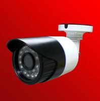 Free shipping HD SDI 1080P1/2.8''Sony Exmor Sensor 2 MP digital security camera 24IR 3.6MM OSD HD-SDI Bullet cctv camera SDI cam