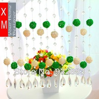 New 2013 Custom made curtain beaded curtains curtains for living room curtains for windows door curtains children's curtain