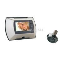 2.2'' LCD digital wireless door video  camera door eye security door peephole monitor video door viewer free shipping