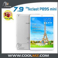Teclast P89 P89S mini Pad Intel Z2580 2.0Ghz 7.9'' IPS Screen 1GB RAM 16GB ROM Android 4.2 Bluetooth GPS Dual Camera