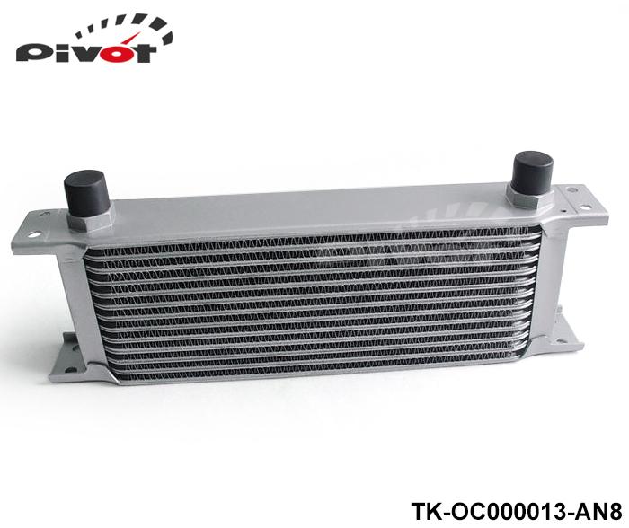 Pivot 13 Row Engine Oil Cooler AN8 PT OC000013 AN8