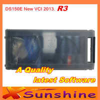 2014 Best Quality DS150E 2013.3 New TCS CDP PRO Can Test CAR+TRUCK CDP + Pro ds150e Without Bluetooth+Plastic Box
