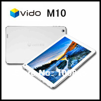 Yuandao Vido M10 RK3188 Quad core Tablet PC 10Inch IPS FHD Screen 1920X1200 Android 4.2 Bluetooth 2GB RAM 16GB