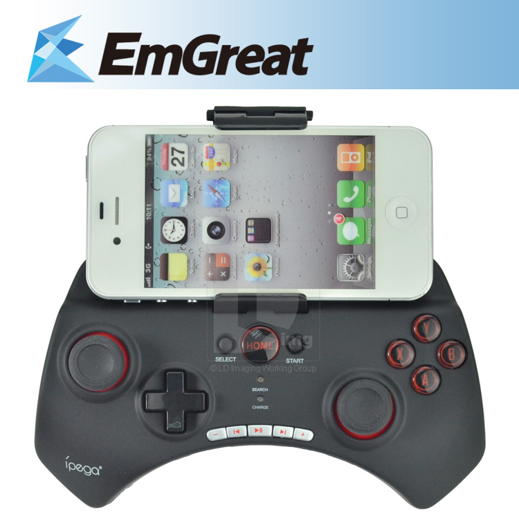 iPEGA pg/9025 5.7 Bluetooth Gamepad Gamecube Android ios /pad/pc PG-9025 portable ipega pg 9025 bag black