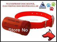 Europe Stock Free Shipment  Waterproof Electronic Beeper Collar Waterproof  Dog sounds  Safe Nylon StrapTraining Outdoors