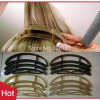 4pcs New 2014 Hair Clip Curler Hair Ornament Beauty Hair Styling Tools Hair Accessories As Seen On TV -- MTV31