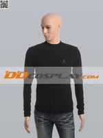 Star Trek Into Darkness James T Kirk Black T shirt Underwear Cosplay Costume