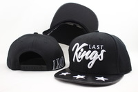 New arrival 2014 Last Kings LK leather snapback Caps leopard  hats classic mens women designer  adjustable cap Freeshipping
