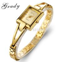 2014 Hot sale Womens watches new top brand  watch 22k gold watch women dress watches geneve watch