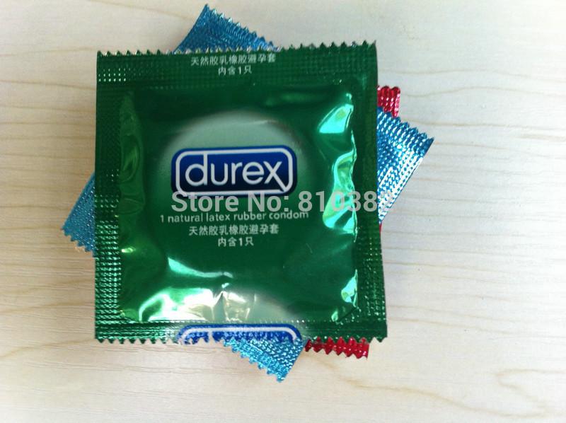 2015 New hot sell 50 pcs / lot Durex Condoms Sex Products sex durex condoms Adult product red blue green Free Shipping(China (Mainland))