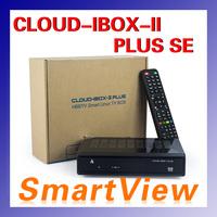 Cloud ibox 2 plus Full HD DVB-S2 Satellite Receiver Enigma 2 CLOUD-IBOX II PLUS support Youtube IPTV web TV  FEDEX free shipping