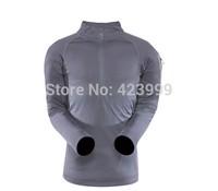 2014 New Hunting jacket sitka male quick-drying long sleeve t shirt sitka men ls t-shirt  male man's half zip long sleeve shirt