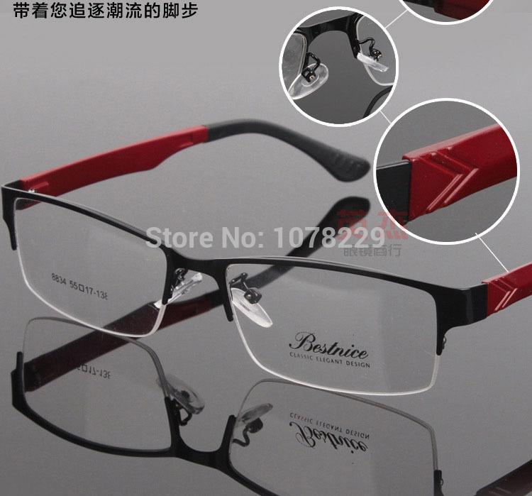 HOT spectacle frame Women Men oculos myopia glasses optical frame glasses eyewear brand designer eyeglasses frame men women tr90(China (Mainland))