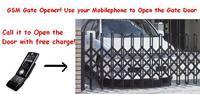 GSM gate alarm system remote control RTU5015,Up to 64 Phone Numbers,2 Digital Iutput+mutiple detector,tel control (RTU5015)