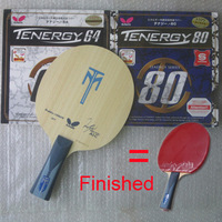 Butterfly TIMO BOLL ALC Butterfly Table Tennis Blades / paddle / LONG HANDLE / RACKET / Table Tennis Bats + Table Tennis Rubber